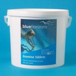 Pool Chemicals 4 U - Bromine Tablets 5kg