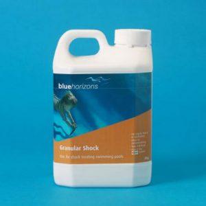 Granular Shock 2kg - Pool Chemicals 4 U