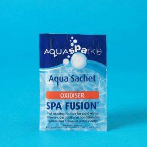 Spa Fusion Aqua Sachet 35g - Pool Chemicals 4 U