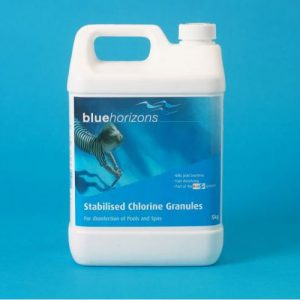 Stabilised Chlorine Granules 5kg - Pool Chemicals 4 U