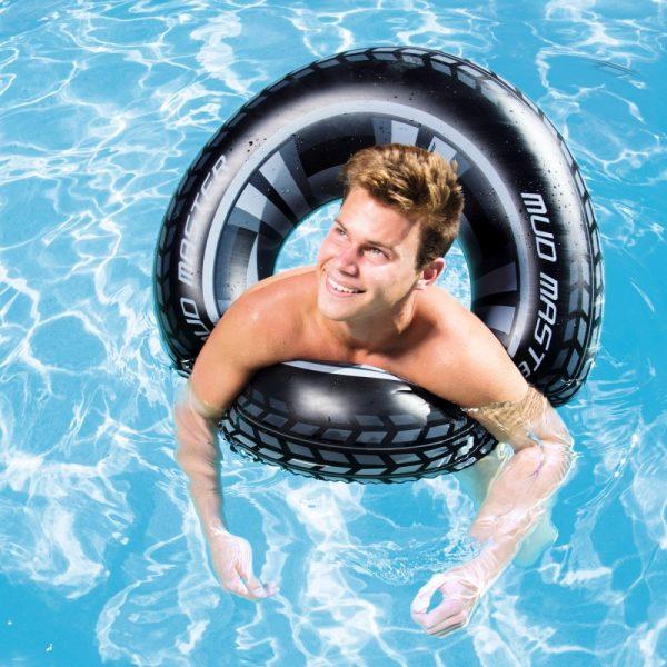 Mud Master Swim Ring - Pool Chemicals 4 U