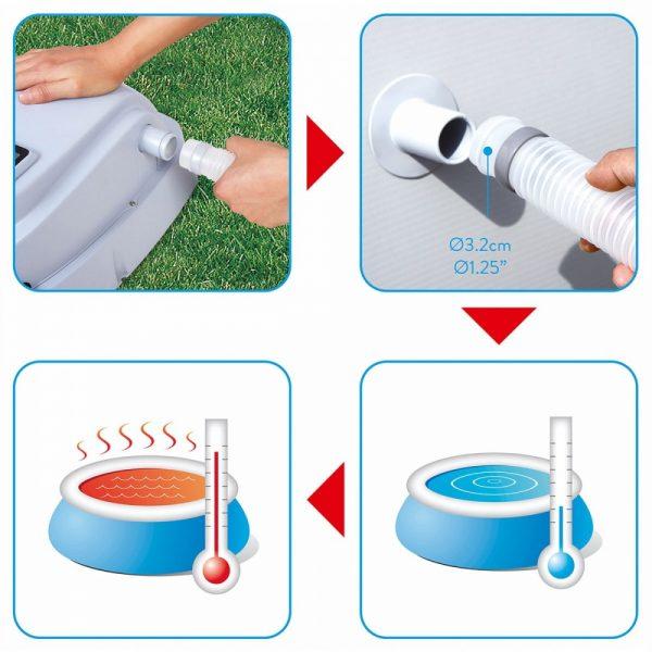 Bestway Pool Heater - Pool Chemicals 4 U